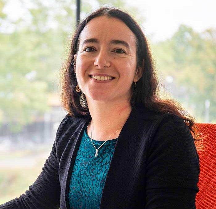 Werken bij Sigmax. Hélène vertelt